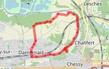 Découverte de la vallée de la Marne