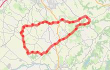 Circuit Velo -  C19 Circuit des berges de L'Assou