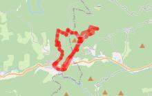 Le Sentier des trois cols