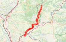 Le chemin de Conques à Toulouse