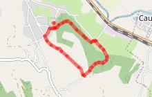 Sentier de Saint-Hilaire