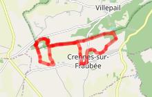 55 - Sentier de Bellevue (Crennes-sur-Fraubée)
