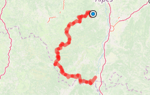 Grande Traversée VTT de l'Ardèche