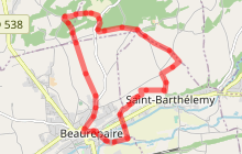 Autour de Beaurepaire