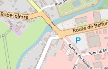 """Circuit pédestre """"Le Sentier de l'Onde"""" - Lure - Vosges du sud"""
