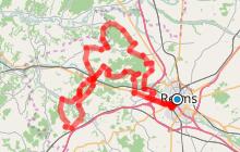 Route Touristique du Champagne : Massif de Saint-Thierry - Vallée de l'Ardre