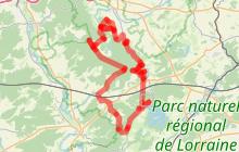 Balade à vélo - Au Pays de la Mirabelle