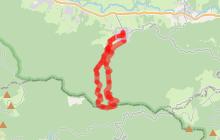 Le roc de Peyremaux