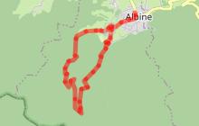 Le sentier de Wibault
