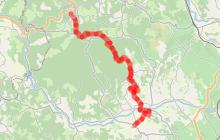 GR® - Pays de Castelnau-de-Montmiral - Penne