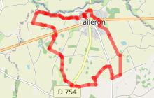 FALLERON - Le sentier des Marguerites