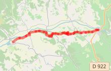 Tour du Tarn à cheval : Castelnau-de-Montmiral / Cahuzac-sur-Vère
