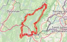 GR® de Pays - Grand Tour de la Valserine