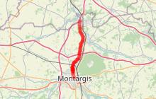 La Scandibérique - Nargis/Montargis
