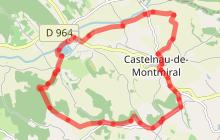 Circuit n°7 VTT - Castelnau de Montmiral