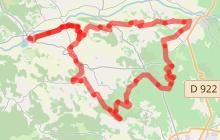 Circuit n°11 VTT - Les hauts du Gaillac Rouge