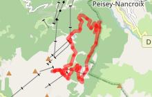 Itinéraire de randonnée : Le sentier des 2 Lacs