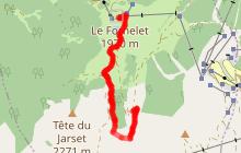 Sentier des Alpagistes