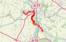Stevenson de Grez-sur-Loing à Châtillon-sur-Loire | Etape 3