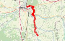 Stevenson | Etape 5 de Montargis à Châtillon-Coligny