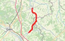 Stevenson | Etape 6 de Châtillon-Coligny à Ouzouer-sur-Trézée