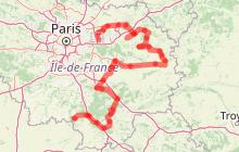 Route des fromages de la Brie en Seine-et-Marne
