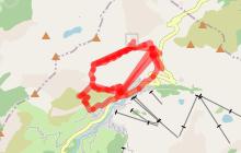 Chalets Cuillery et Plateau de Samance