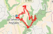 La vallée du Liort et Romette