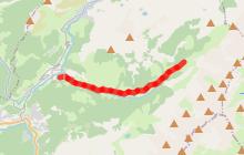 Sentiers raquettes 19 - La vallée du Bouchet
