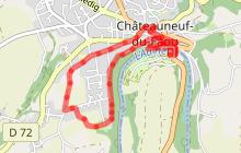 Châteauneuf-du-Faou : La Rozière