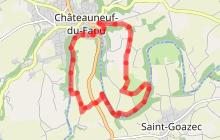 Châteauneuf-du-Faou : La Passerelle