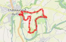 Châteauneuf-du-Faou : La Chapelle du Moustoir
