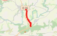 Saint-Goazec : Le Chemin de Trévarez