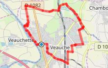 Veauche - Circuit des Balmes