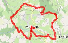 Aveizieux - Chemin des collines
