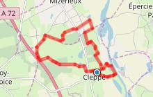 Cleppé - Circuit de la tour
