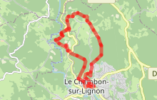 Circuit VTT N°2 Le Bois de Peybroussou
