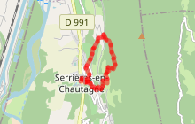 """Sentiers du Châtaignier et du """"4"""""""