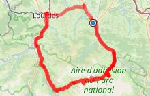 AUTOUR DU COL DU TOURMALET ET LA VALLEE DE BAREGES