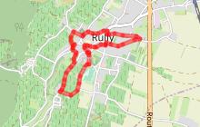 Balade verte RU1 : Découverte du village de Rully