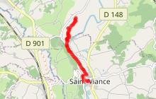 Voie verte Saint-Viance-Lasteyrie (Allassac)