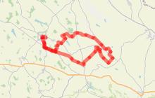 Le Seuil de Naurouze par Avignonet
