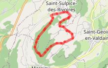 Rando pédestre : Fontaine Mignone, l'autre forêt !