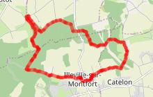 Chemin des Jacinthes, Illeville sur Montfort 27290