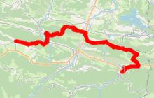 Tour du Pays d'Olmes Nord