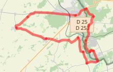 Circuit Maleherbes Essonne