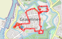 Gravelines, circuit de la Forteresse maritime