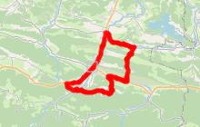 Cyclotourisme en Pyrénées Cathares circuit 30.kms