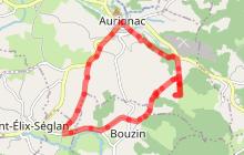 """Aurignac """"Sentier de Bourdette"""""""