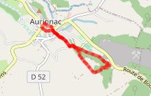 """Aurignac """"Sentier de  Martin"""""""